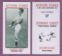 Manchester United Johnny Carey 17